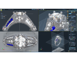 3Design PRO Jewellery CAD Software - T3DPRO