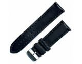 Soft Calf Leather Strap with Stainless Steel Buckle - 24mm - B620