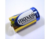 Maxell D Battery 2 pack - CB0121