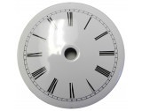 French Clock Enamelled Dial - CD64
