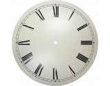 Antique Finish Clock Dial Roman Numeral - 254mm - CD910
