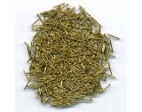 Brass Brad Pins 50g Assorted - CX125