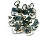 Chrome Alarm Winding Key Assortment - CX65A