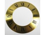 Zone Dial, Brass, Diameter 152mm - CZ26