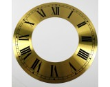 Zone Dial, Brass, Diameter 182mm - CZ27