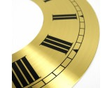 Zone Dial, Brass, Diameter 202mm - CZ28