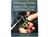 Polishing and Finishing For Jewellers and Silversmiths By Stephen M Goldsmith - TB17051 New Item Guru Book