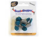 Bead Stoppers - Teal Tips - FB42TEAL