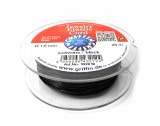 Stretch-Magic, Black Elastic Cord, Thickness 1mm - FT462