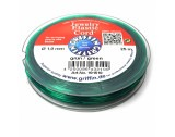 Stretch-Magic, Green Elastic Cord, Thickness 1mm - FT465
