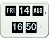 Digital Wall (Bank) Calendar Clock - G225