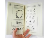 Step By Step Bead Stringing Book By Ruth L. Poris - HB171118 Book