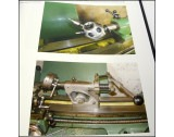 Book Metal Turning On The Lathe By David A.Clark - HB17121