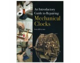 Book Introductory Guide To Repairing Mechanical Clocks By Scott Jeffery MBHI - HB17126