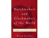 Watchmakers and Clockmakers of the World Volume One - HB17139