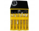 Balance Screw Holder Set Of 6 Bergeon 2565-P06 HB198 - HB2565-P06