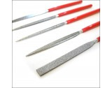 A*F 175.640 Set Of 5 Diamond Files - HF175640
