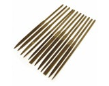 A*F 175.700 Economy 14cm Needle Files (Set Of 12) - HF175700
