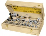 Bergeon Watchmakers Lathe Set - Boxed - HL1766W