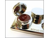 Bergeon 30180 Oil Cup Stand Brass Polished Chrome - HO30180