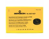 Glass Fitting Dies For Domed Mineral Watch Glasses Ø19-40mm (Set Of 6) Bergeon 6527-6CP - HP6527-6CP