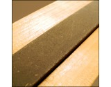Sharpening Stone On Wooden Base For Screwdriver Blades & Gravers Economy - HS1279