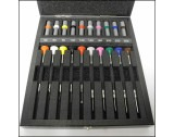 Bergeon 6899-A10 Box of 10 Ergonomic Screwdrivers