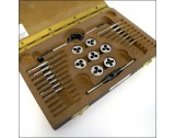 Tap & Die Set Metric 23 piece - HT470