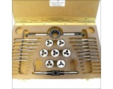 Tap & Die Boxed Set BA (2BA - 10BA) For Clockmakers - HT473