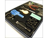 Watchmakers Watch Repair & Bracelet Adjustment Kit - HT96