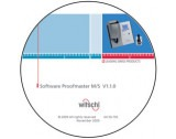 Witschi Proofmaster M/S PC Software - HW44B