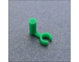 Watch Battery Stoppers 1.40mm Green Pack Of 100 - MS140