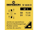 Bergeon Flat Gaskets 28.75 / 27.25