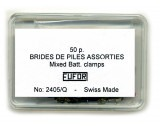 Battery Bridges Clamps For Wrist Watches - MX179