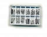 Horotec MSA99.161 Nickel Plated Quartz Watch Hand Assortment - MY161