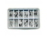 Horotec MSA99.169 Nickel Plated Quartz Watch Hand Assortment - MY169
