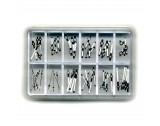 Horotec MSA99.170 Nickel Plated Quartz Watch Hand Assortment - MY170
