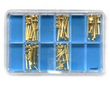 Case Bars & Screws Gold Plated - MY1