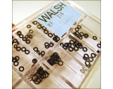 Assortment Of Flat & Round Gaskets For Watch Tubes & Buttons