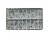 Assortment Of Stainless Steel Rounded Head Watch Case Back Screws - MY241