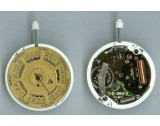 ISA 1198-52 Quartz Watch Movement - MZISA1198-52
