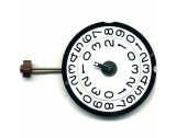 Harley / RL / Ronda 519 Quartz Watch Movement - MZRL519