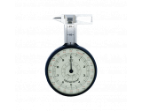 The industry's only easy-to-use analog gauge for measuring gemstone dimensions with direct conversion to carat weight for round brilliant-cut diamonds  Presidium Dial Gauge measures from 0.0 to 23.0mm in 0.1mm divisions. The PDG features an easy-to-read millimeter and carat scale, and is only dial gauge in the industry that combines dual measurements for gemstones in millimeters with corresponding carat conversion for round brilliant-cut gemstones. PDG also contains an inner scale display for US ring size m