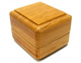 Ring Box (Natural Wood) - SP417