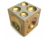 Brass Doming Cube 48mm  - TB2223