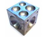 Steel Doming Cube 57mm - TB2224