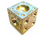 Brass Doming Cube - TB2225