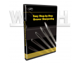 GRS Easy Step-by-Step Graver Sharpening DVD - 011-484