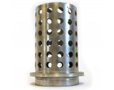 Perforated Flask dental jewellery casting