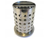 Perforated Flask, Diameter 127mm, Height 178mm - TC080